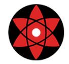Funcle No.115 (Aka CP-S8 - NARUTO SASUKE SHARINGAN)