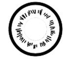 Funcle No.243 ( White Sasuke Lens )