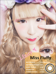 I.Fairy Miss Fluffy Brown *New*