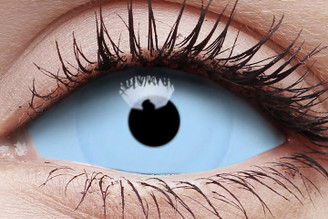 I.Fairy Athena Blue Sclera Lens 22mm