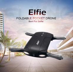 JJRC H37 Pocket Selfie Quadcopter  Drone WI-FI Elfie Fold Pocket Drone