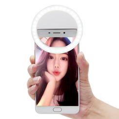 SmartPhone LED Selfie Ring Light
