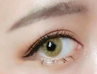 Candy Opal Brown Lens 14.2mm