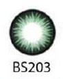 Geo BS203 Bella Green 14.0mm
