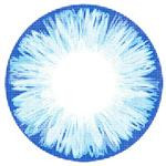 EOS Dark Ice Blue 2 Tones (Icy Melon Blue) 14.8mm
