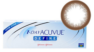 Acuvue Define 1 Day Vivid Style 14.2mm (30pcs)