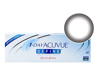 Acuvue Define 1 Day Accent Style 14.2mm (30pcs)