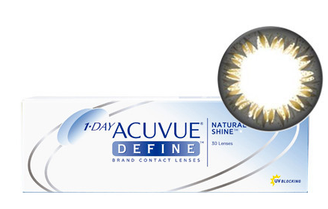 Acuvue Define 1 Day Natural Shine 14.2mm (30pcs)