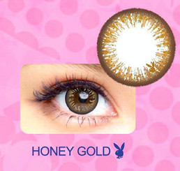 Playboy Honey Gold Lens 14.5mm