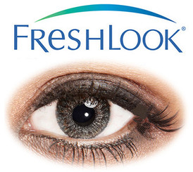 Freshlook Dailies Grey