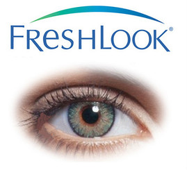 Freshlook Dailies Green