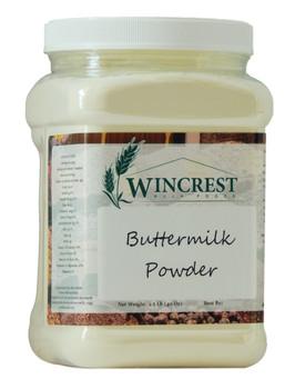 Buttermilk blend powder