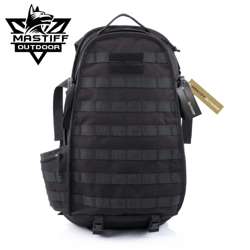 Mastiff Outdoor Shadow Tactical Backpack MOLLE Camping Hiking Gear Daypack