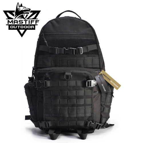 Mastiff Outdoor Rifle Backpack Tactical MOLLE Military Hunting Gear Rucksack