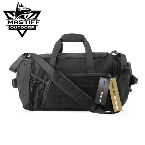 Mastiff Outdoor Tactical Duffel Bag PRO 1000D Nylon MOLLE Military Gear Pack