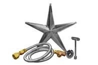 """Firestar Kit 36"""" Stainless Steel"""