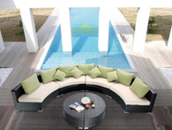 Islay - Modern Sectional Patio Sofa Set
