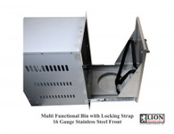 Lion Multi-Functional Bin L55628