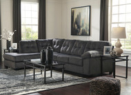 Accrington Granite Left Arm/Right Arm Facing Sofa Sectional & Laney Table Set