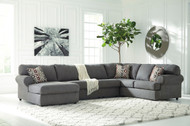 Jayceon Steel 3 Pc. Left Arm Facing/Right Arm Facing Sectional
