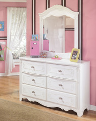 Exquisite White Dresser