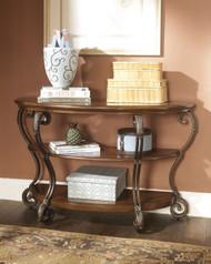 Nestor Medium Brown Sofa Table