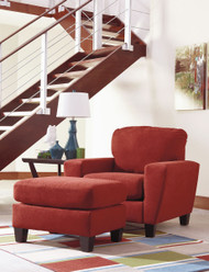 Sagen Sienna Chair with Ottoman