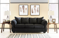 Darcy Black Sofa