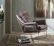 Crosshaven Dark Gray Accent Chair
