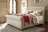 Willenburg Linen California King Upholstered Bed