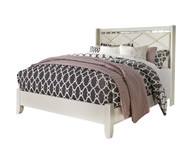 Dreamur Queen Panel Bed