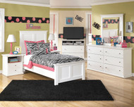 Bostwick Shoals 5 Pc. Twin Bedroom Collection