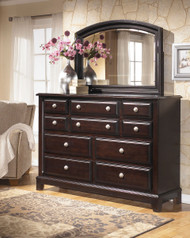 Ridgley Dresser & Mirror