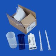 Hotspring / Watkins Light Lens Glue Repair Kit, - 72961
