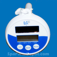 Solar Powered Digital Floating Thermometer (NO LONGER AVAILABLE)