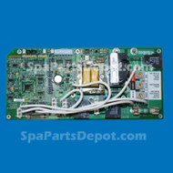 Master Spas MS1000 Balboa Circuit Board - X801090