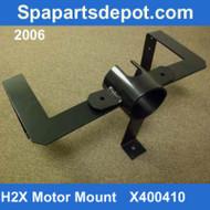 Master Spas 2006 H2X Motor Mount  X400410