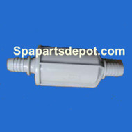 Mazzei Flash Reactor  For Spa & Hot Tubs - FR-75-HB