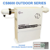 Hydro Quip CS8600 OUTDOOR SERIES SOLID STATE CONTROL SYSTEMS