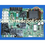 HydroQuip ECO-3, 240V Circuit Board, Part # 33-0024C-K
