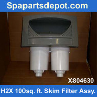Master Spas H2X 100sq. Ft. Skim Filter Assembly X804630
