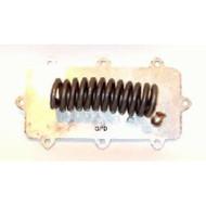 """Laars Plate 110/220V, 1.5/5.5KW, 10"""""""