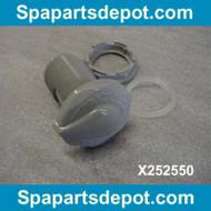 "Master Spas 1"" Molded Air Control (Grey) X252550 / 252550"