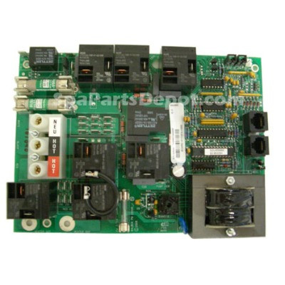 Hydro Spa Hs55 Circuit Board Spa Parts Depot