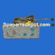 Balboa 3 Button Analog Duplex Topside Control - 51221