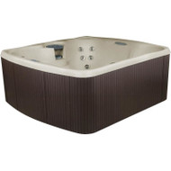 The Excursion Portable Spa from FreeFlow Spas 6 Seating Positions / 1 Lounger
