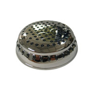 SUCTION COVER: STANDARD CHROME 203617 / 4-40-0354