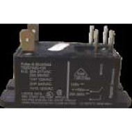 HYDRO QUIP RELAY, DPST, 120V, 30A, T-92 Part Number 35-0036