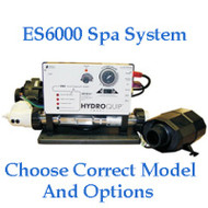 Hydro Quip  ES6000 Series Air Equipment Systems (Choose Correct Model)