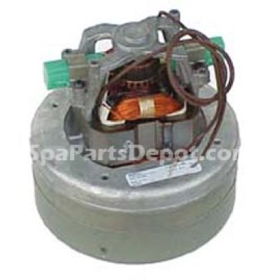 Spa hot tub air blower motor 1 5 hp 220 volts spa for Hot tub motor replacement